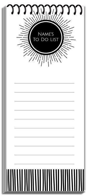 Personalized Stationery Note pads
