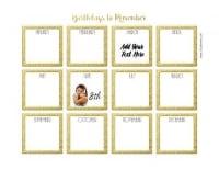 Calendar format