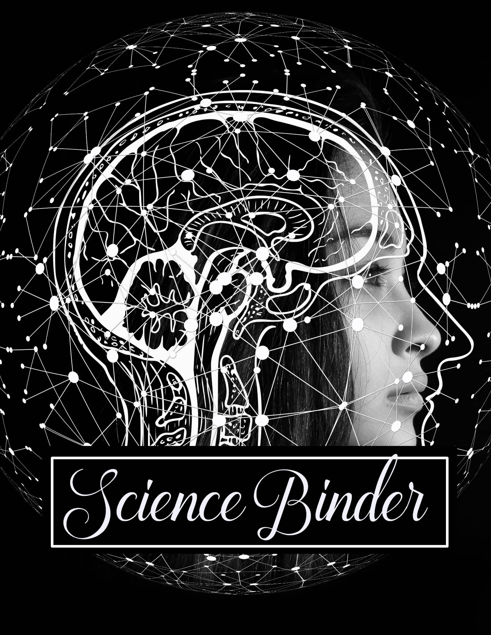 Free Science Binder Cover Customize Online Print At Home