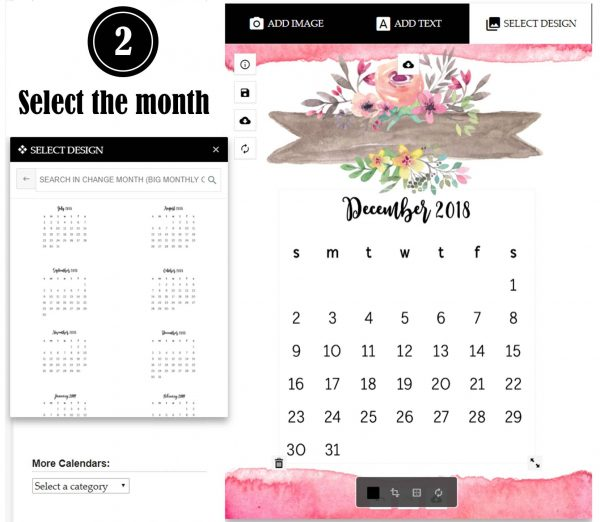 free calendar maker with 101 custom calendar templates