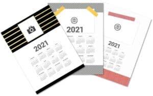 Photo calendar 2021