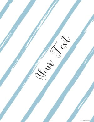 Custom binder cover