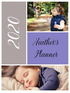 Happy Planner Cover Custom