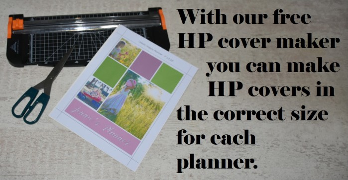 Print the HP cover