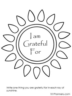 21 Day Gratitude Challenge